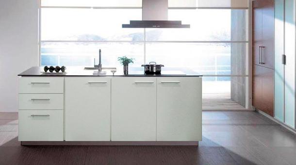 Muebles de Cocina ::: MDF Blanco