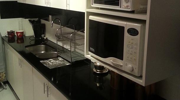 Muebles de cocina for Muebles de cocina para microondas